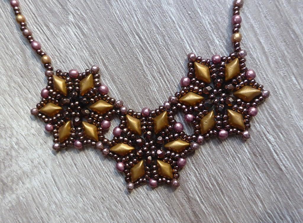 Starflower komplet od GemDuo perlica