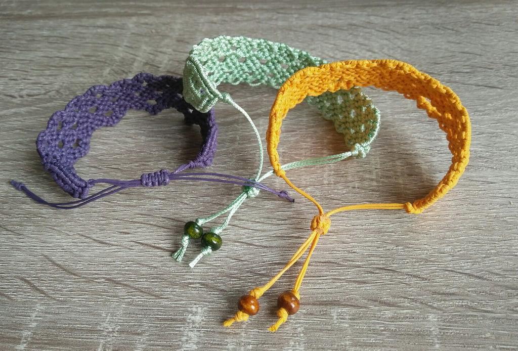 Keltske narukvice vezivanje